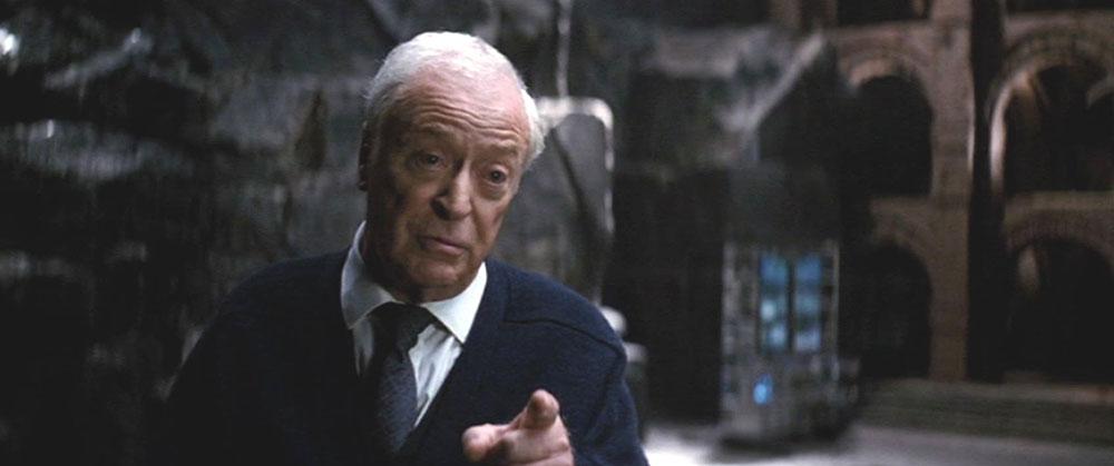Batman Alfred