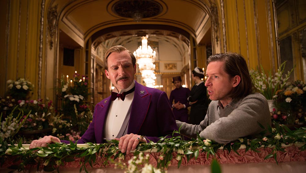 Gustave H. - The Grand Budapest Hotel
