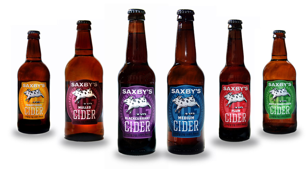 Saxby Ciders