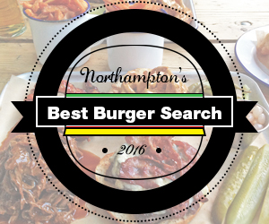 Northampton's Best Burger restaurants / pubs / bars