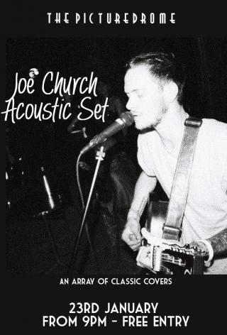 Joe Church Picturedrome