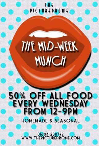 Picturedrome Midweek Munch