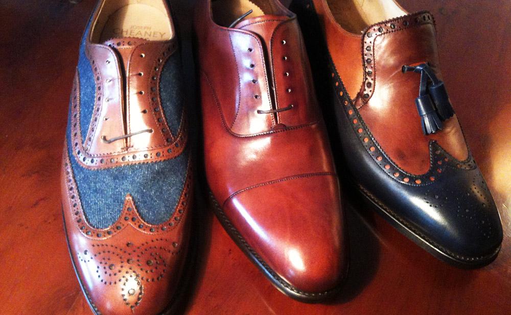 Cheaney Footwear Northampton