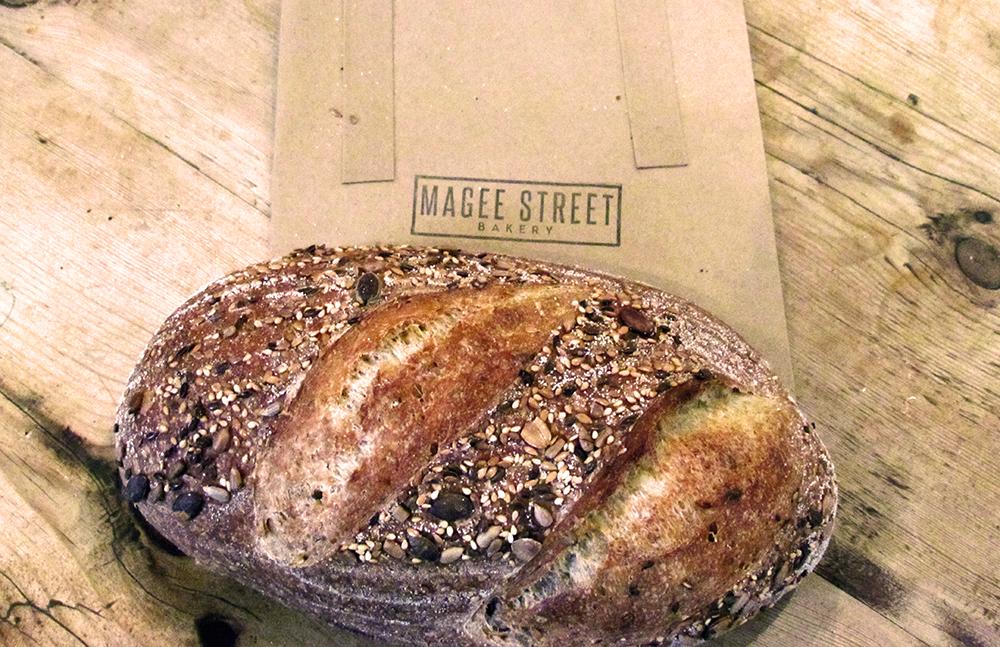 Magee Street soda bread